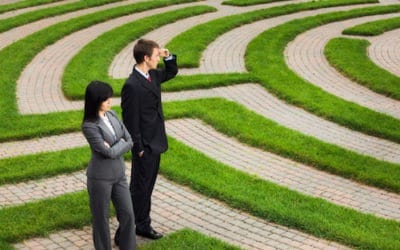 What are the Steps of the Executive Search Process?