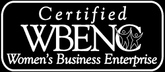 A WBENC Certified  Women's Business Enterprise