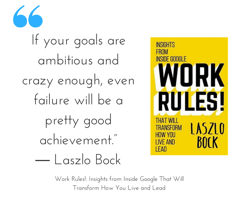 Laszlo Bock | Work Rules Book and Video