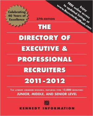 Directory of Executive & Professional Recruiters