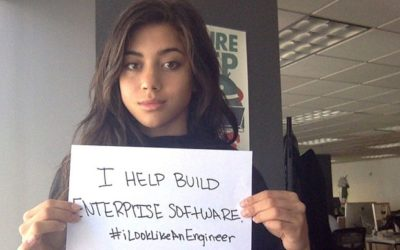 Women in Tech Hashtag Goes Viral